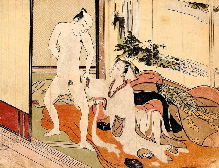 Suzuki_Harunobu_-_Arranging_His_Loincloth,_from_an_untitled_series,_c._1770.jpg