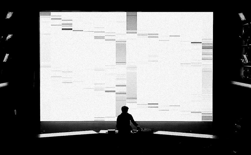 Supercodex de Ryoji Ikeda este febrero en el Círculo de Bellas Artes deMadrid