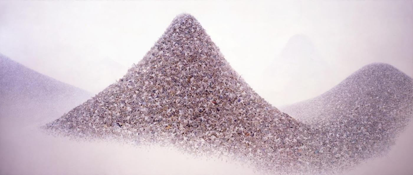 Aida Makoto . Ash Color Mountains . 2009-11