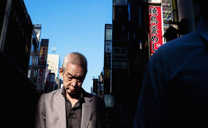 Japón y la tercera edad. Del respeto al enfado y vuelta aempezar