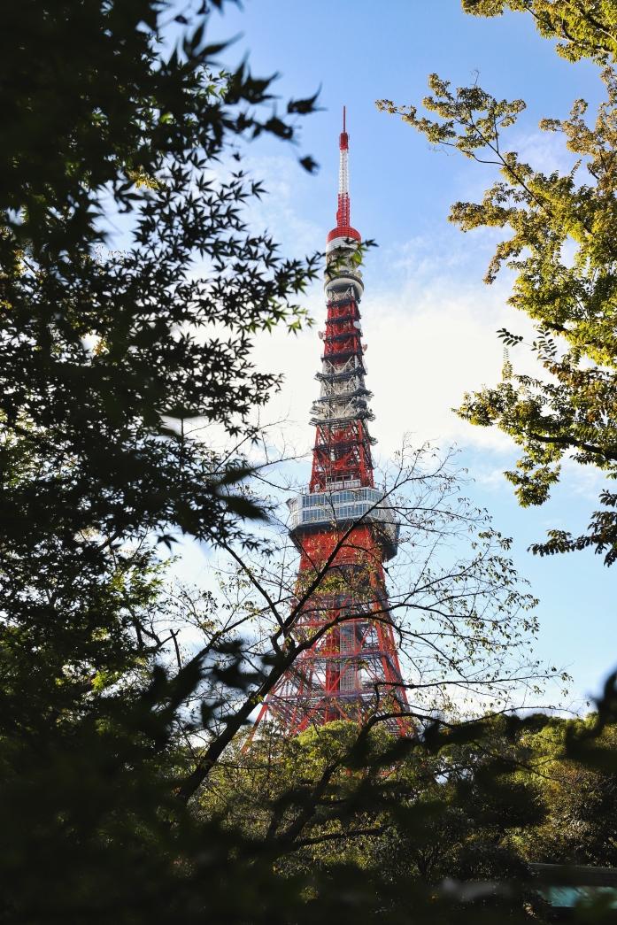 torre de Tokio 2018