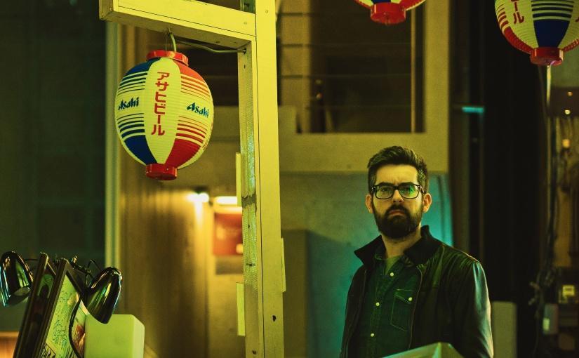 El fotógrafo Víctor Alonso. Aventura desde el Tokyo nocturno al Japónvacío